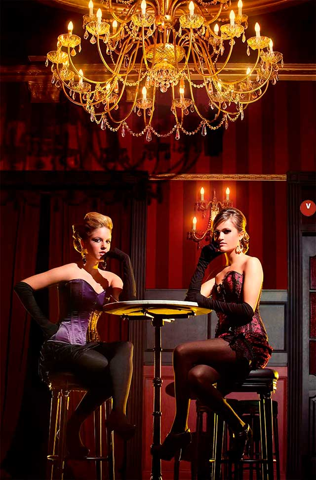Centros Vegas Cabaret Collection
